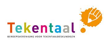 Logo beroepsvereniging Tekentaal