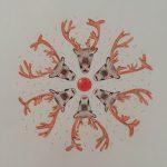 Gelukstekenen eigen werk - Kerst